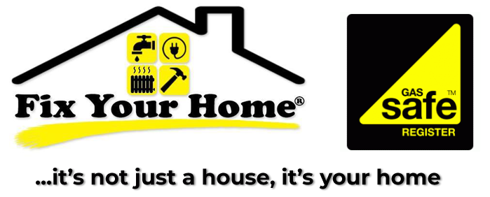fix your home logo